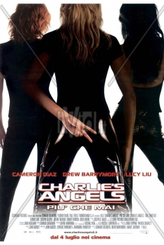 Charlie's Angels – più che mai (2003) Poster