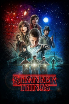 Stranger Things (Serie TV) Poster